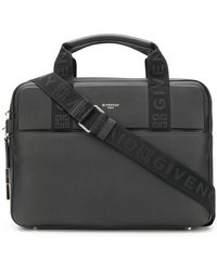 Givenchy - Maletín para portátil con logo - Lyst