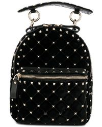 Valentino - Garavani Rockstud Backpack - Lyst