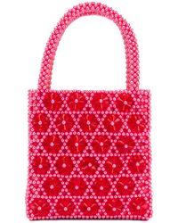 Shrimps - Embellished Venezia Tote Bag - Lyst