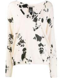 Suzusan - Tie-dye Effect Sweater - Lyst