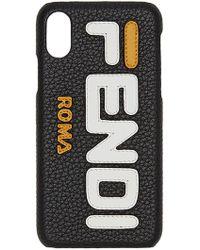 Fendi - Mania Iphone X Case - Lyst