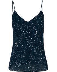 Gilda & Pearl Constellation Print Cami