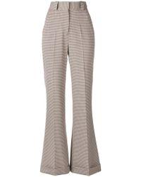 Pantalon Évasés - Multicolor Voir Par Chloé F5Jl9DlJ25