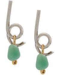 Marni - Stone Drop Earrings - Lyst