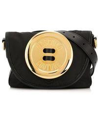 Moschino - Button Belt Bag - Lyst