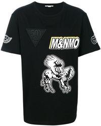 Stella McCartney - Speedway Print T-shirt - Lyst