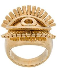 Chloé - Eye-motif Ring - Lyst
