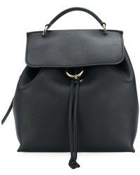 Ferragamo - Classic Fold Over Backpack - Lyst