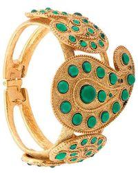 Oscar de la Renta - Taj Cuff Bracelet - Lyst