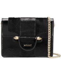 Just Cavalli - Briefcase Style Shoulder Bag - Lyst