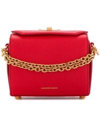 Alexander McQueen - Box Bag - Lyst