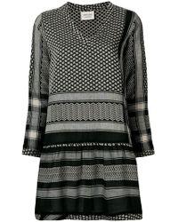 Cecilie Copenhagen - Printed Shift Dress - Lyst