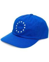 Etudes Studio - Tuff Europa Embroidered Cap - Lyst