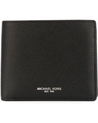 Michael Kors - 'harrison' Fold Over Wallet - Lyst