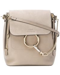 Chloé - Chloé S233heu 23w Leather/fur/exotic Skins->leather - Lyst