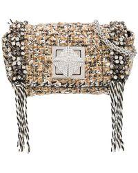 Sonia Rykiel - Embellished Crossbody Bag - Lyst