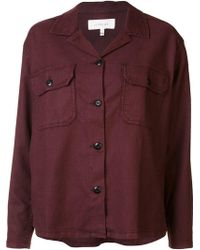 The Great - Buttoned Jacket - Lyst