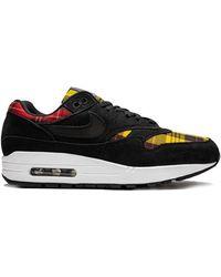 e4eb013148 Nike - Wmns Air Max 1 Se Tartan Sneakers - Lyst