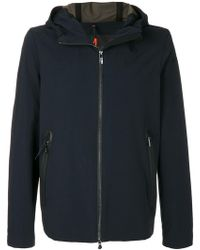 Rrd - Hooded Style Jacket - Lyst