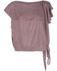 Vivienne Westwood Anglomania - Balloon Top - Lyst