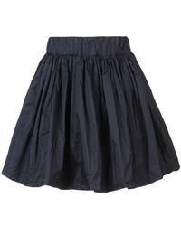 Molly Goddard - Full Mini Skirt - Lyst
