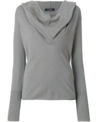 Unconditional - Ghost Hoodie - Lyst