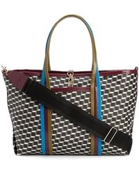Pierre Hardy | Removable Shoulder Strap Tote | Lyst