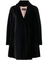 Gianluca Capannolo - Textured Stripe Coat - Lyst