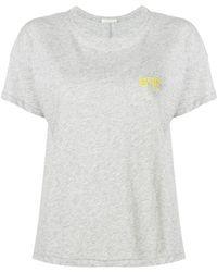 Rag & Bone - Bye T-shirt - Lyst