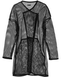 Osklen - Sheer Jacket - Lyst