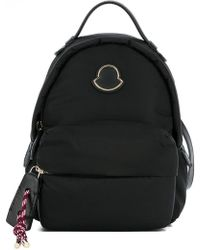 Moncler - Logo Patch Backpack - Lyst
