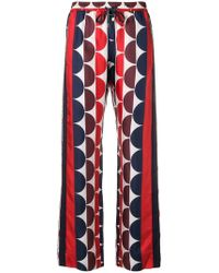 F.R.S For Restless Sleepers - Spheres Pattern Trousers - Lyst