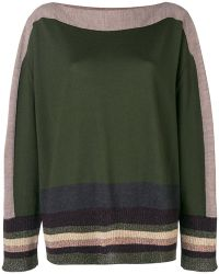 Antonio Marras - Stripe Detail Sweater - Lyst