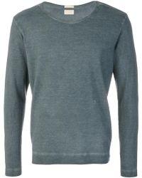 Massimo Alba - Longsleeved T-shirt - Lyst