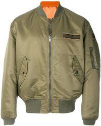 Kent & Curwen - Sheen Bomber Jacket - Lyst
