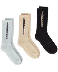 Yeezy - 'Calabasas' Socken-Set - Lyst