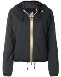 K-Way - Lily Micro Ripstop Jacket - Lyst