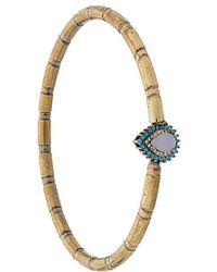 Iosselliani - Club Africana Bangle Bracelet - Lyst