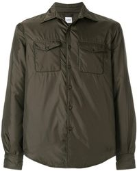 Aspesi - Military-style Fitted Jacket - Lyst
