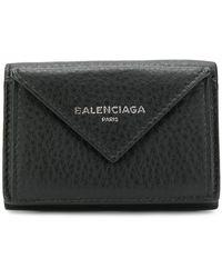 Balenciaga - Papier Mini Wallet - Lyst