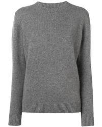 The Elder Statesman - Crew Neck Sweater - Lyst