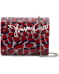 Jimmy Choo - Candy Clutch - Lyst