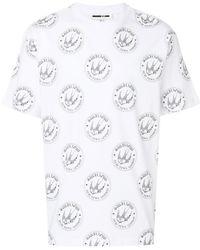 McQ - Swallow Print T-shirt - Lyst