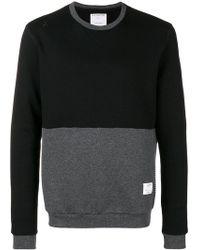 Saucony - Colour Block Sweatshirt - Lyst