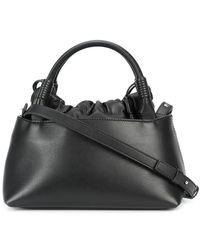 Carolina Santo Domingo - Drawstring Shoulder Bag - Lyst