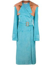 Nina Ricci | Oversized Trench Coat | Lyst