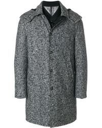 Moncler Gamme Bleu   Button-down Tailored Coat   Lyst