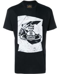 b10f9e53a Men's Vivienne Westwood Anglomania T-shirts Online Sale - Lyst