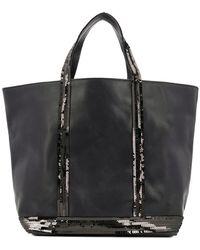 Vanessa Bruno - Sequined Tote Bag - Lyst