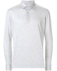 Kiton - Buttoned Shirt - Lyst